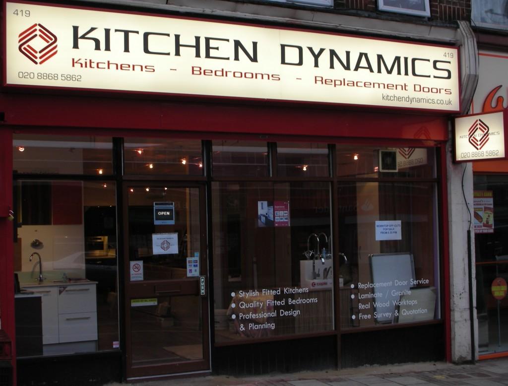 Kitchen Dynamics Showroom