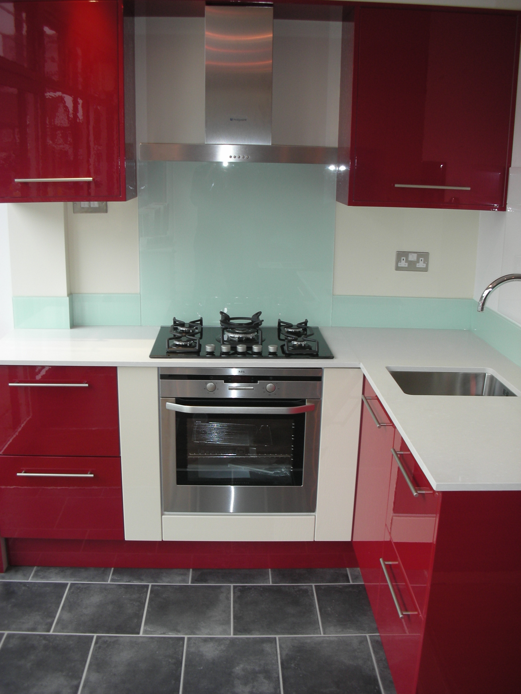 red gloss kitchen kitchen dynamics